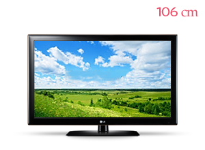 240Hz Full HD LCD TV 42LD661