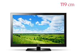 Full HD LCD TV 47CS560