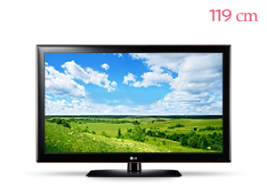 240Hz Full HD LCD TV 47LD661