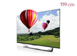 LG �ó� 3D Smart TV 47LA6900