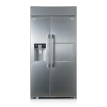 디스펜서+홈바형 빌트인 냉장고 R-L691JYF.AKOR