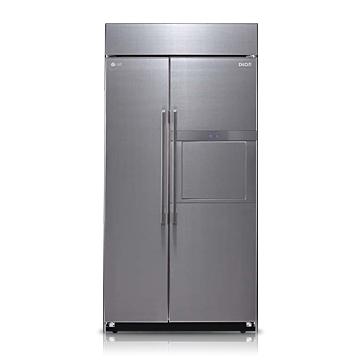 홈바형 빌트인 냉장고 R-L731JCF.AKOR