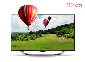 LG �ó� 3D Smart TV 47LA7470