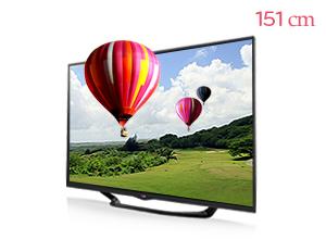 LG �ó� 3D Smart TV 60LA7400