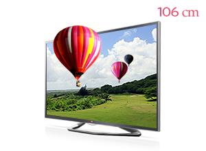 LG �ó� Google TV 42GA6400