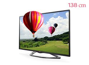 LG �ó� 3D Smart TV 50LA6650
