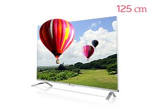 LG Smart+ 3D TV 50LB6800