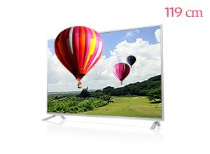 LG Smart+ 3D TV 47LB6580