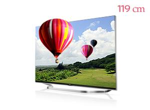 LG �ó� 3D Smart TV 47LB7500
