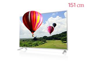 LG Smart+ 3D TV 60LB6580
