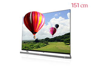 LG Smart+ 3D TV 60LB8600