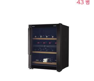 LG DIOS 와인셀러 R-WZ45GKX