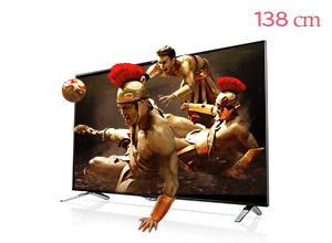 ���� ȭ�� LG ��Ʈ��HD TV 55UB8400