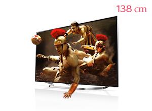 ���� ȭ�� LG ��Ʈ��HD TV 55UB8500