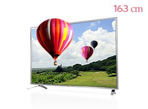 LG Smart+ 3D TV 65LB7100