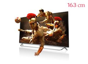 ���� ȭ�� LG ��Ʈ��HD TV 65UB9500