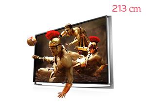 ���� ȭ�� LG ��Ʈ��HD TV 84UB9800