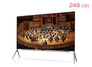 ���� ȭ�� LG ��Ʈ��HD TV 98UB9850