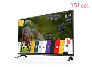 LG Smart+ 3D TV 60LF6500