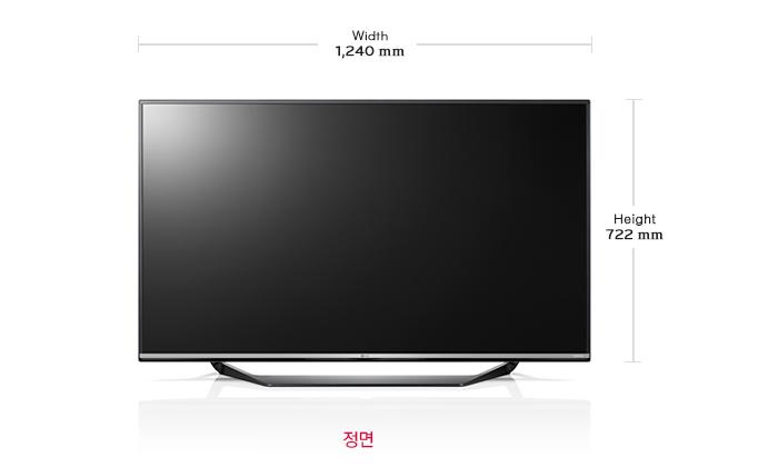 커머셜 TV 55UX340C