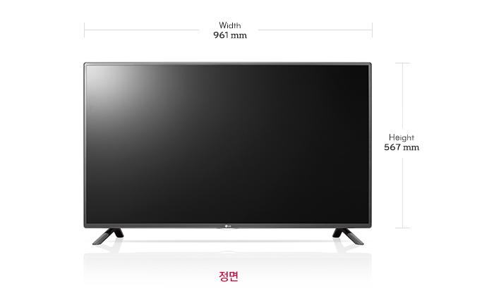커머셜 TV (호텔솔루션 적용)  42LX530H