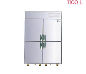 LG 업소용 일체형 냉장고
