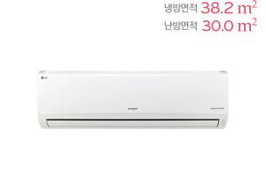 LG 휘센 벽걸이형 냉난방에어컨 SW111BM1W