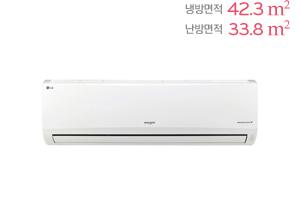LG 휘센 벽걸이형 냉난방에어컨 SW131BM1W