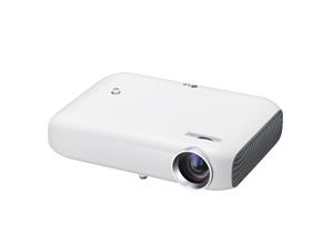 더 밝고 생생하게 즐기는 LG 미니빔 TV PW1000