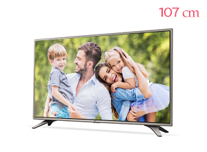 LG easy TV 43LH6420