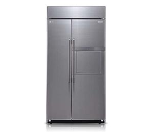 홈바형 빌트인 냉장고