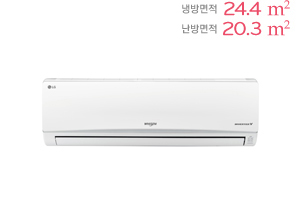 LG 휘센 벽걸이형 냉난방에어컨 SW071PC1W