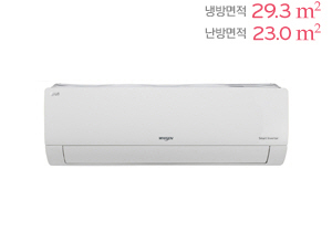 LG 휘센 벽걸이형 냉난방에어컨 SW091BSF1W