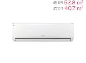 LG 휘센 벽걸이형 냉난방에어컨 SW161BM1W