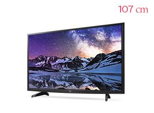 �е��� ȭ�� LG ��Ʈ��HD TV 43UH6200