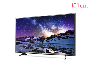 압도적 화질 LG 울트라HD TV 60UH6250