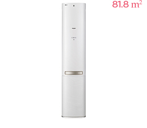 LG 휘센 크라운 럭셔리 (매립배관형) FQ251LC1WM