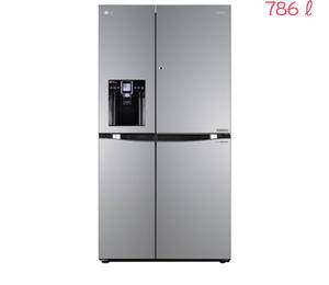 LG DIOS 얼음정수기냉장고 양문형 J795TS35