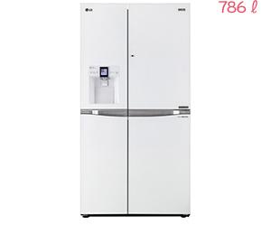 LG DIOS 얼음정수기냉장고 양문형 J795UW32