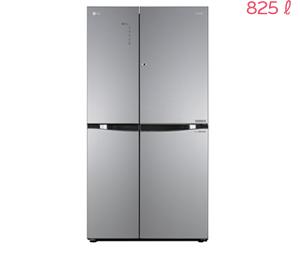 LG DIOS 양문형 매직스페이스 (글라스) S825TS35