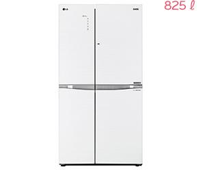 LG DIOS 양문형 매직스페이스 (글라스) S828AW30