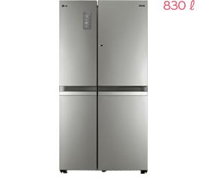 LG DIOS 양문형 매직스페이스 (메탈) S835SD32