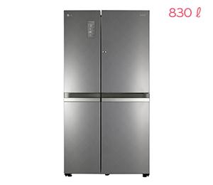 LG DIOS 양문형 매직스페이스 (메탈) S838SN32
