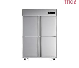 LG 업소용 일체형 냉장고 C120AR
