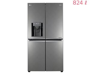 LG DIOS 얼음정수기냉장고 J829SN35