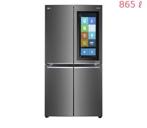 LG DIOS 스마트 냉장고 F878SB86S