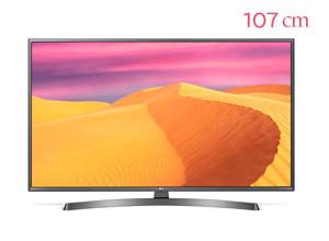 LG 울트라 HD TV AI <sup>ThinQ</sup> 43UK7460KND