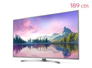 LG super 울트라HD TV 75UJ7270