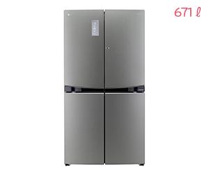 LG DIOS 상냉장 세미빌트인 냉장고 F671TS35