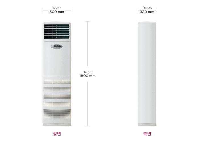 냉방전용 일반형 LPC0908SR